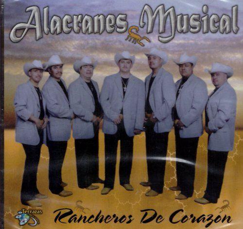 Rancheros De Corazon Alacranes Musical Rancheros De Corazon Musicals Music Baseball Cards