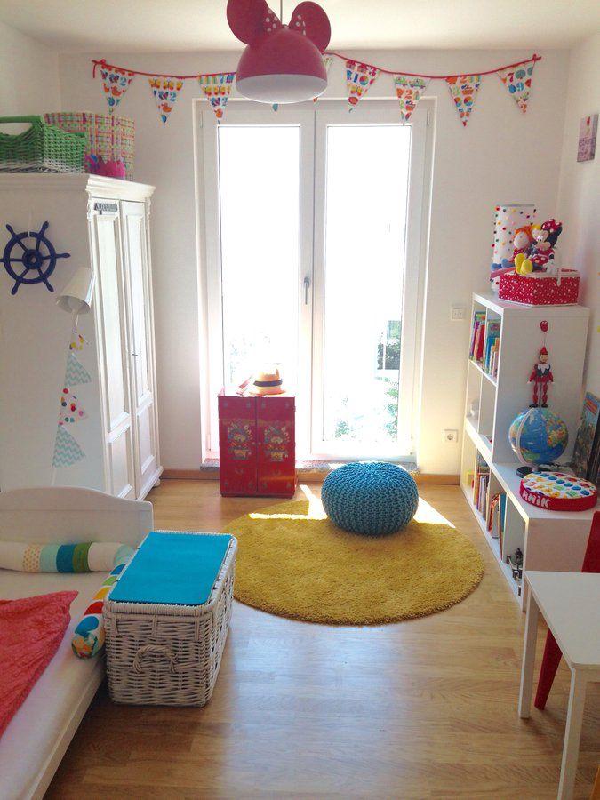 Kinderzimmer neu strukturiert