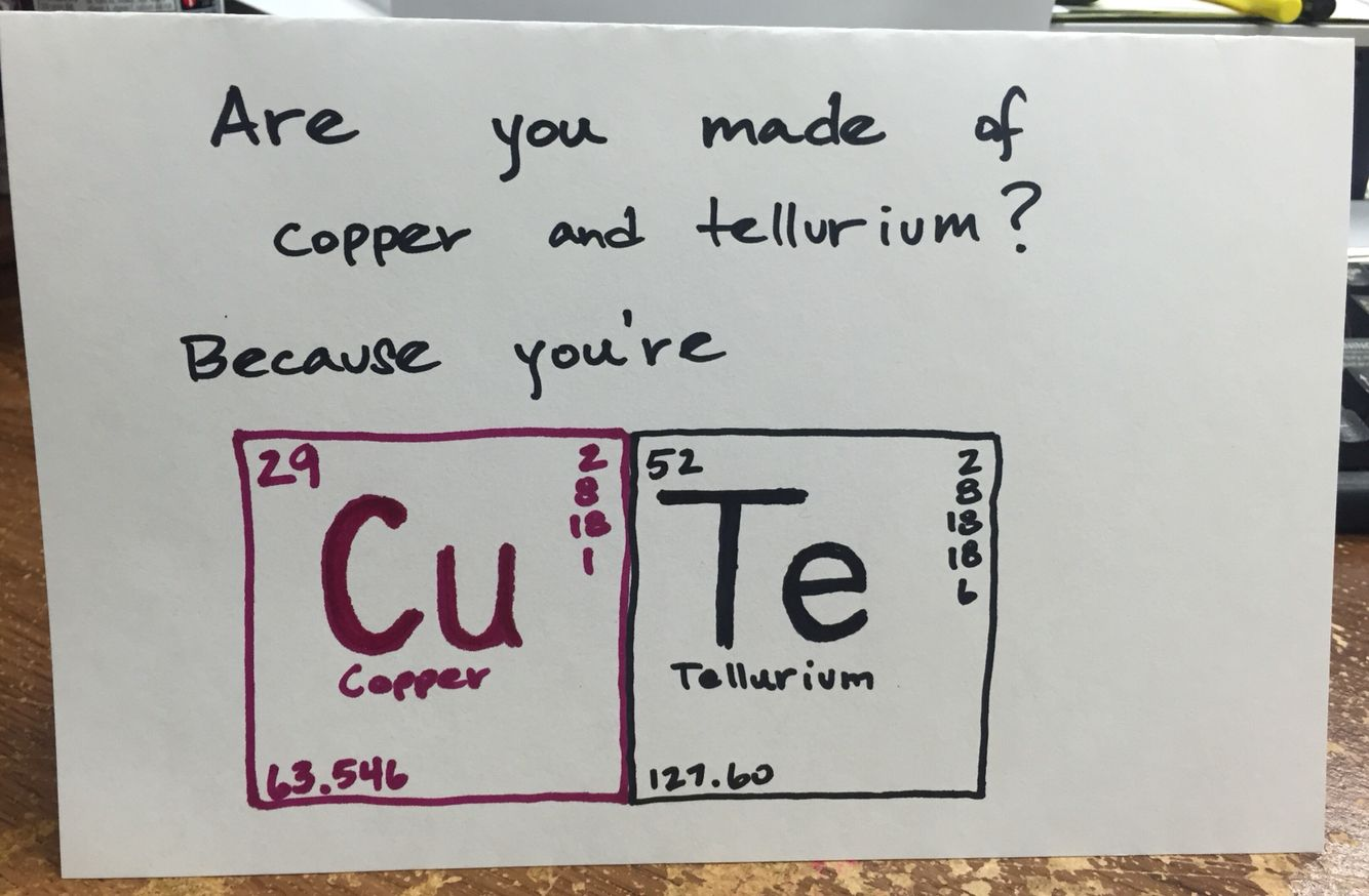 I had to go with this cuz theres nothing on the periodic table for i had to go with this cuz theres nothing on the periodic table for ho t or se xy urtaz Gallery