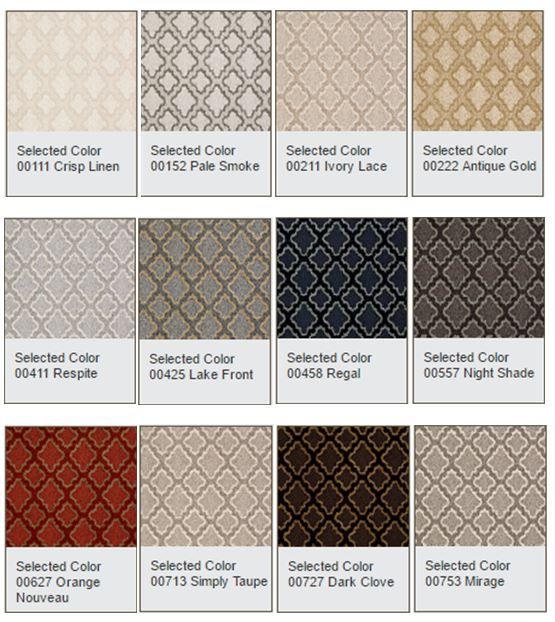 Tuftex Carpet Chateau Series 12 Colors Carpet New Carpet Flooring