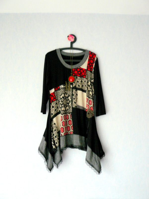 Robe couleur or ou noir