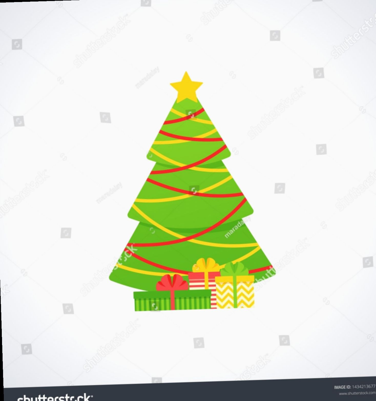 8 Christmas Tree Cartoon Xmas In 2020 Christmas Tree Tree Icon Beautiful Christmas Trees
