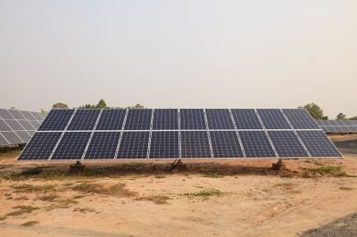 A Joint Venture Of Six Companies To Build World S Largest Solar Power Project Http Www Power Technology Com News Newsin Solar Power Energy Solar Solar Power