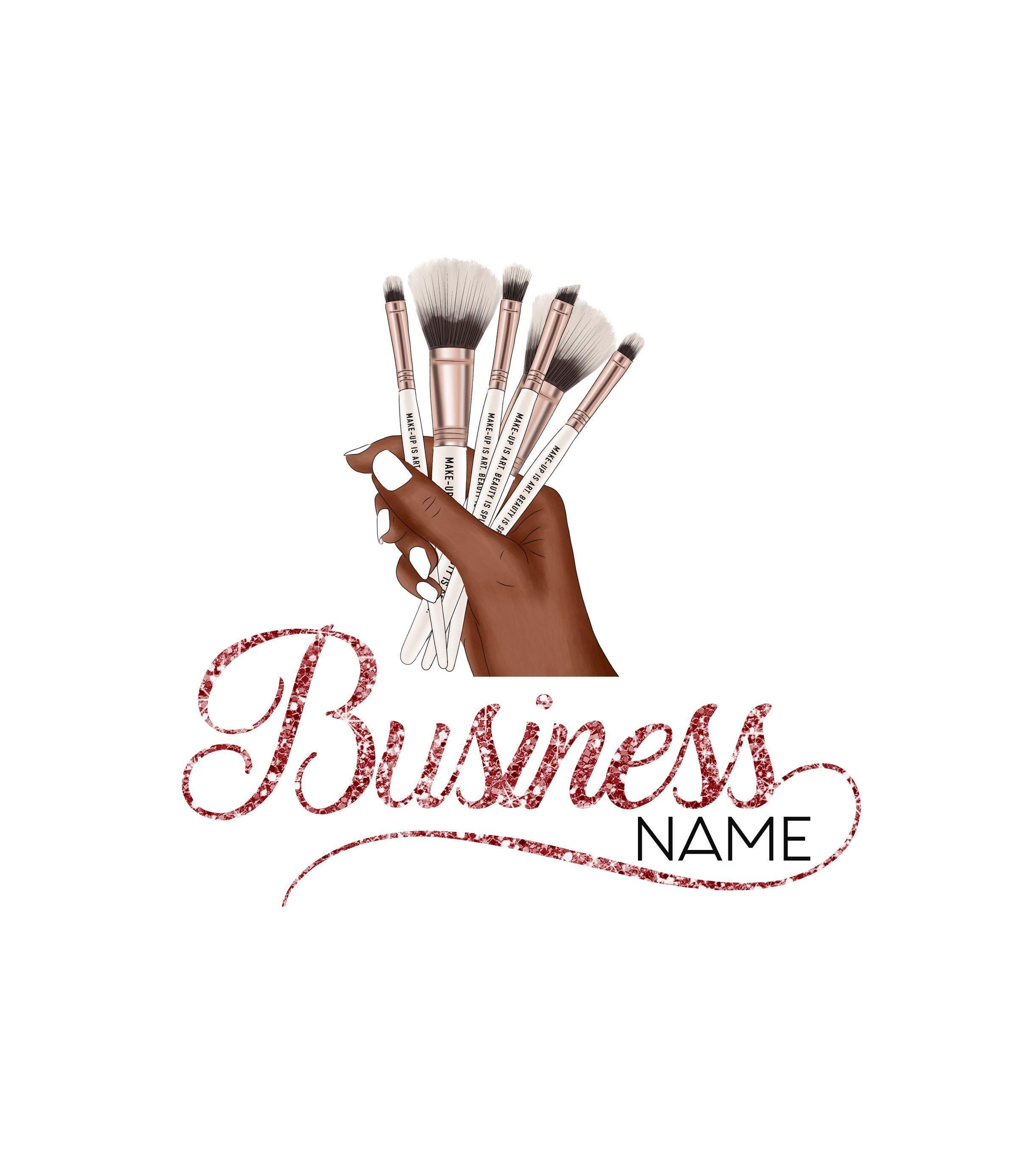 Beauty Logo Makeup Logo Makeup Artist Logo Logo Design Makeup Brushes Logo Mua Logo Salon Logo Makeup Logo Design Beauty Logo Makeup Makeup Logo