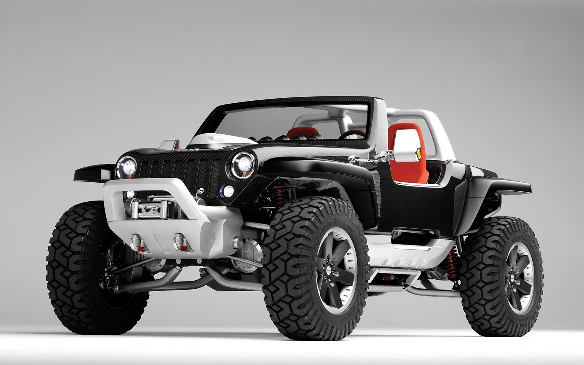 Merveilleux HD Wallpaper For Backgrounds Jeep Hurricane Concept 2005 Car Tuning Jeep  Hurricane Concept 2005 And ...