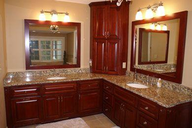 Photo On Custom Bathroom Vanity Ideas Wisconsin Custom Bathroom Remodeling and Renovation