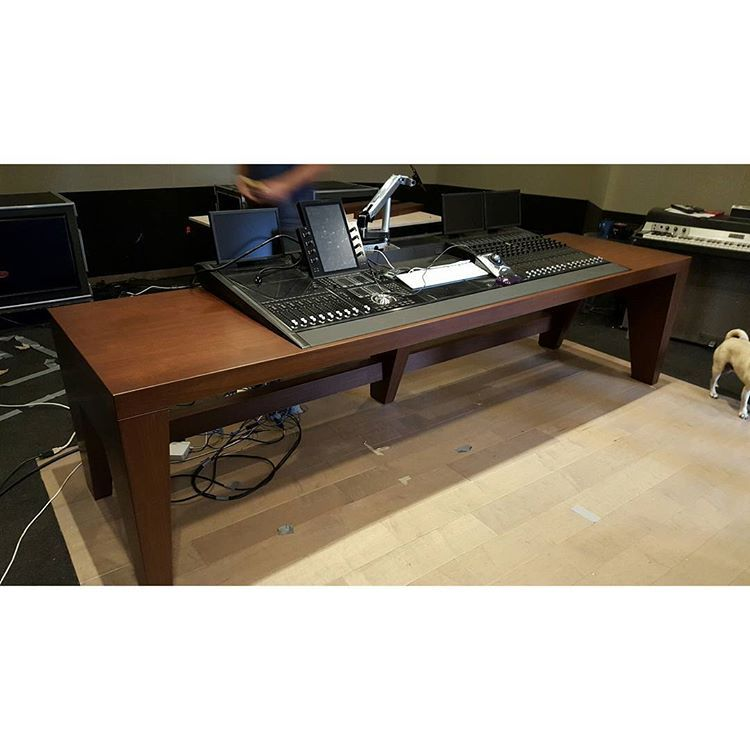 Custom Avid S6 Desk Console Mixer