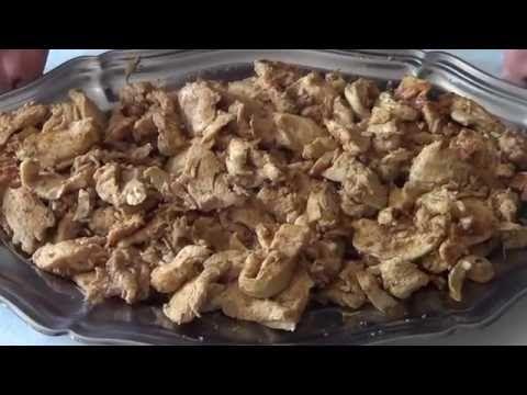 شاورما الدجاج في المنزل وبطعمة شاورما المحلات السورية Youtube Food Wallpaper Food Pork