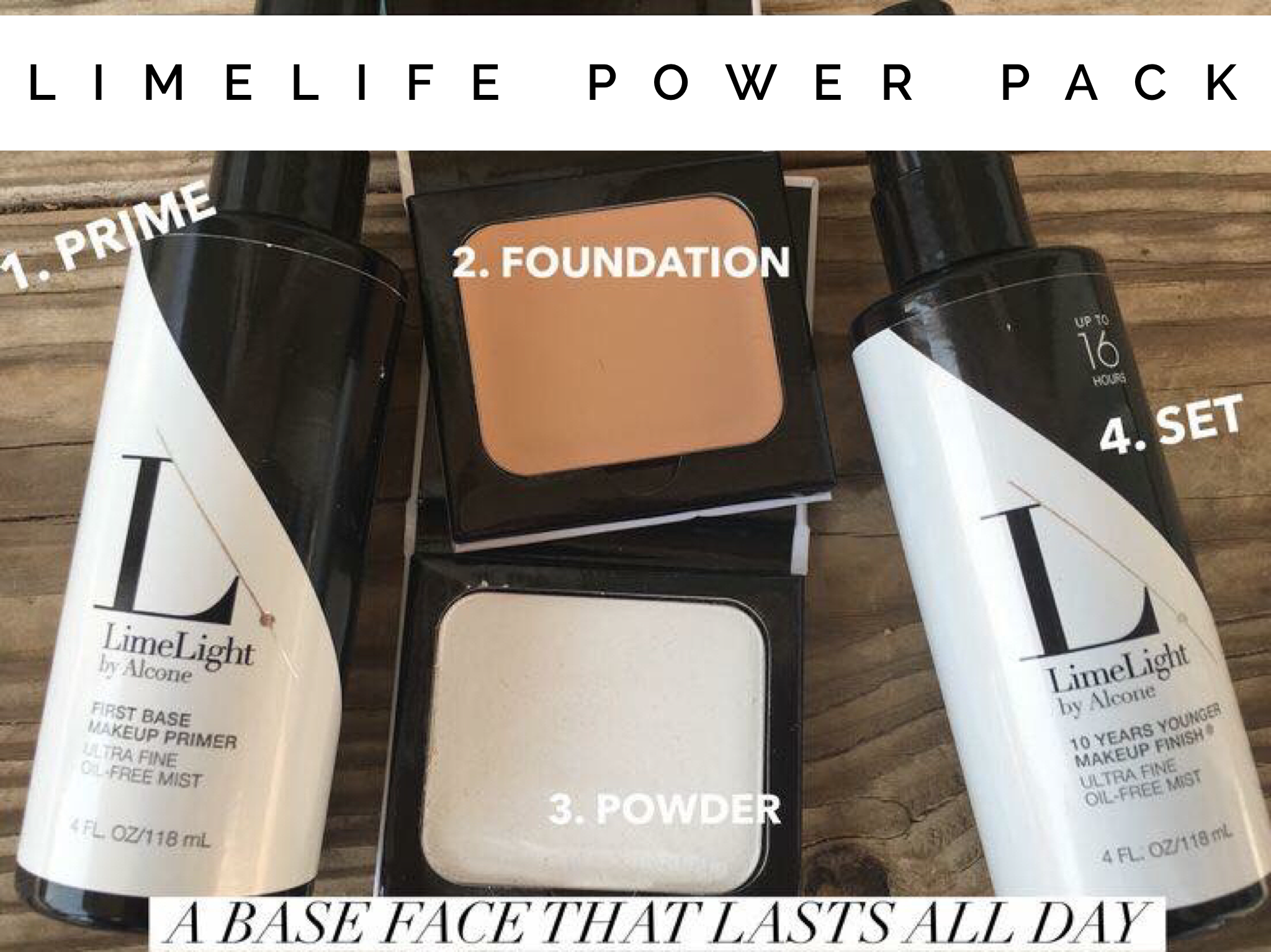 Who wants a FLAWLESS FACE?? Don't sweat your makeup off in