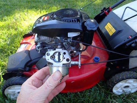 Toro Recycler Model 20370 Lawn Mower Kohler 6 75 Engine Cleaning Carburetor Part Ii June 16 2016 Youtube Toro Lawn Mower Recycler Carburetor