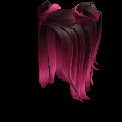Personaliza Tu Avatar Con El Objeto Plum To Pink Y Millones De Objetos Mas Mezcla Y Conjunta Este Objeto De La Cla In 2020 Ball Hairstyles Girl Hair Colors Free Hair