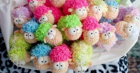 Schafhäkelanleitung Kostenlos Häkeln Crochet Patterns