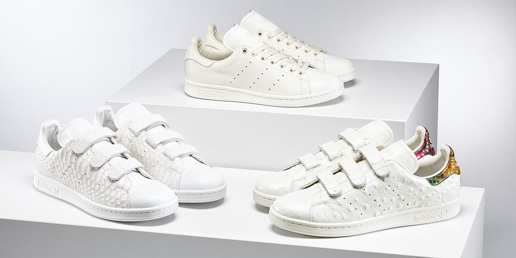 mi adidas Stan Smith Snake \u0026 Ostrich Options