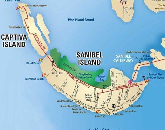 Sanibel Island FL The World s Best Shelling Beaches
