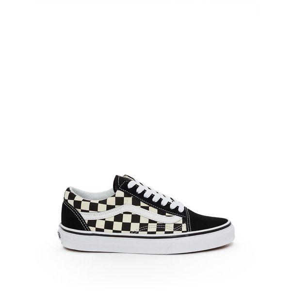 vans checkerboard shoes laces