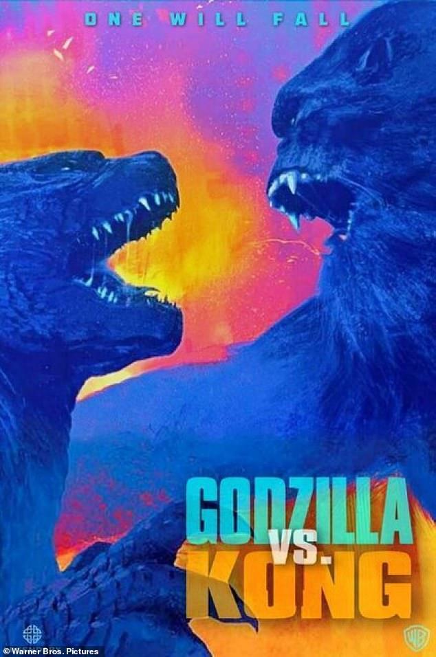 Warner Bros To Release All 2021 Films On Hbo Max Theaters In 2021 Godzilla Vs King Kong Vs Godzilla Kong Godzilla