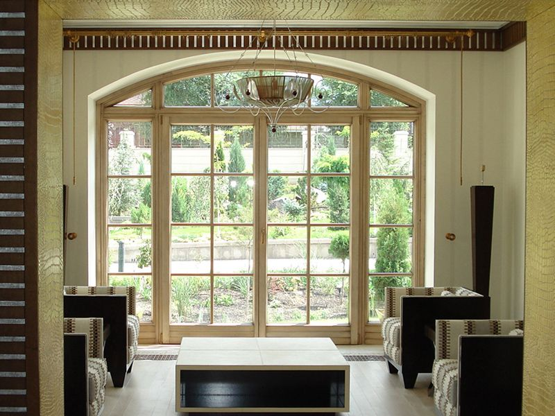 Ventana De Madera Eco-friendly Windows By ALBERTINI