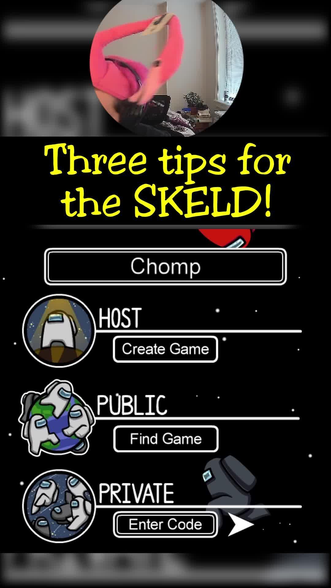 Among Us - Three Tips for the Skeld Map