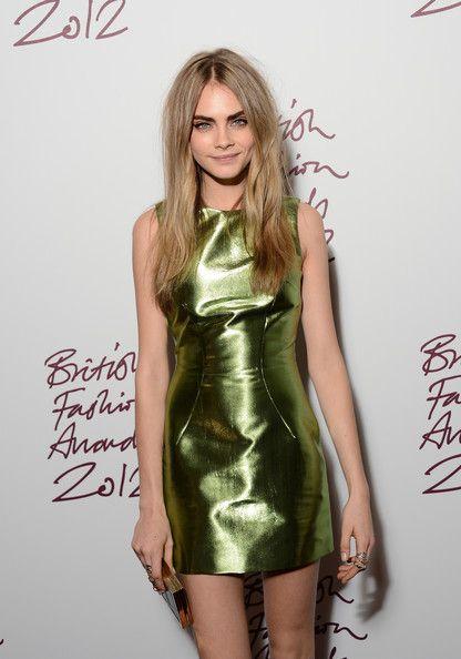 Cara Delevingne Photos: British Fashion Awards 2012 - Inside Arrivals