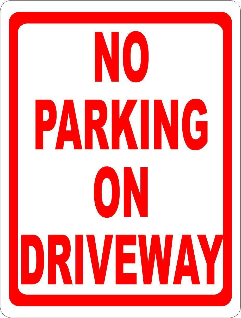 Realtor Parking Only 8 x 12  Aluminum Novelty Sign