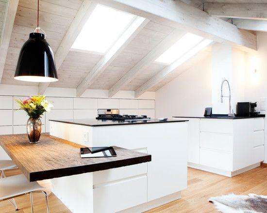 Кухня-остров фото