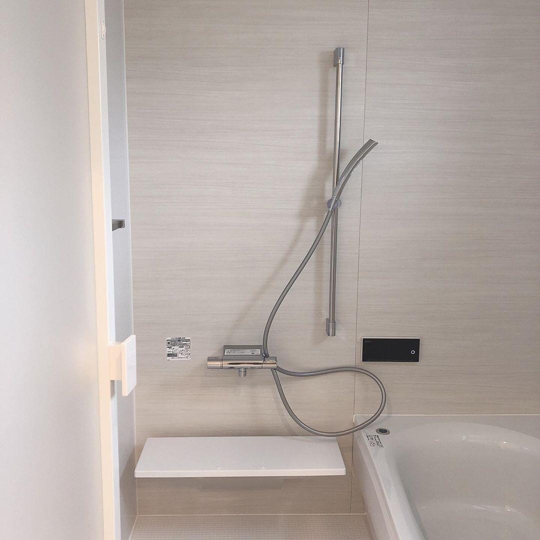 Saki On Instagram お風呂は工務店標準のtotoサザナ 工務店の