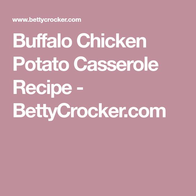 buffalo chicken potato casserole   recipe   creamy spinach