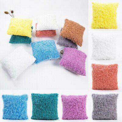 1Pcs Wedding Cushion Cover Pillowcase Long Plush Sofa Throw Party Decor (ebay link)