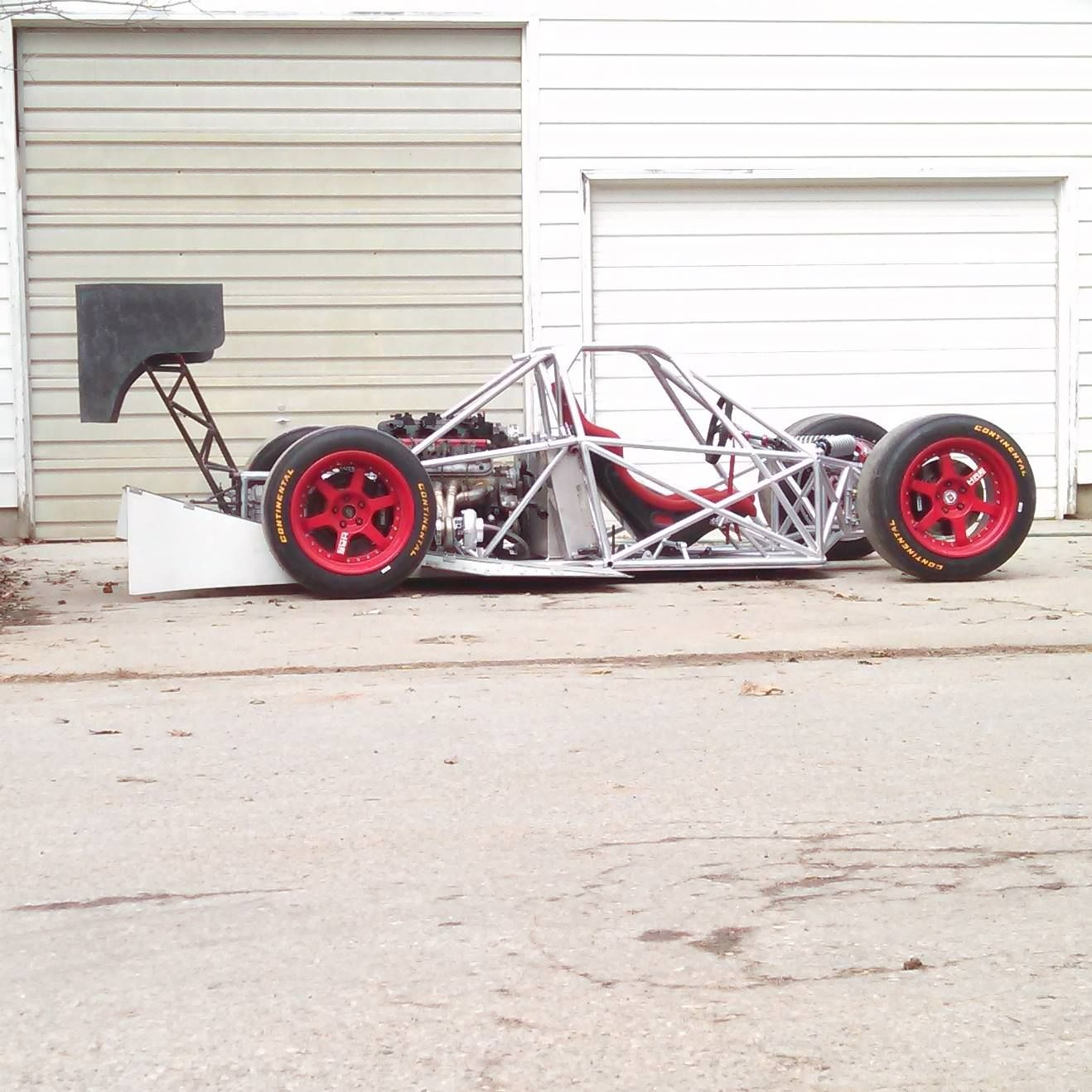 Custom Race Car Built By Lovefab Inc Promoted By The Fab Forums