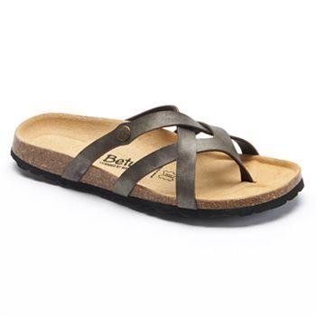 Betula Licensed By Birkenstock Vinja Strappy Soft Footbed
