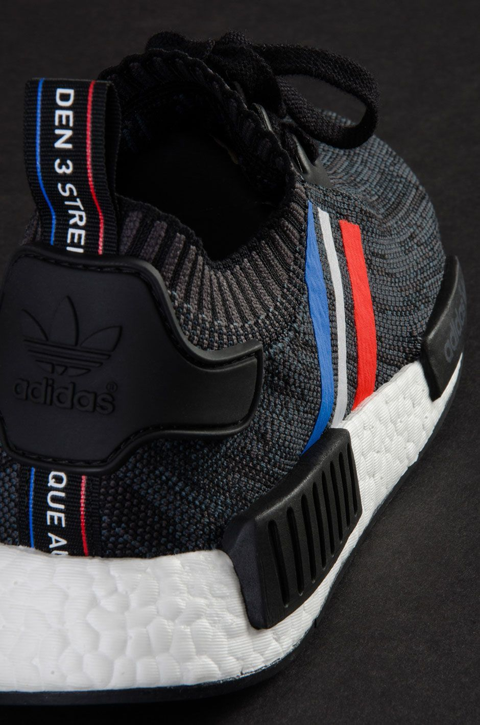 33066a93e The adidas NMD R1 Tri-Color Pack will release this November 2016 featuring  2 Primeknit constructions. More adidas NMD release date info here