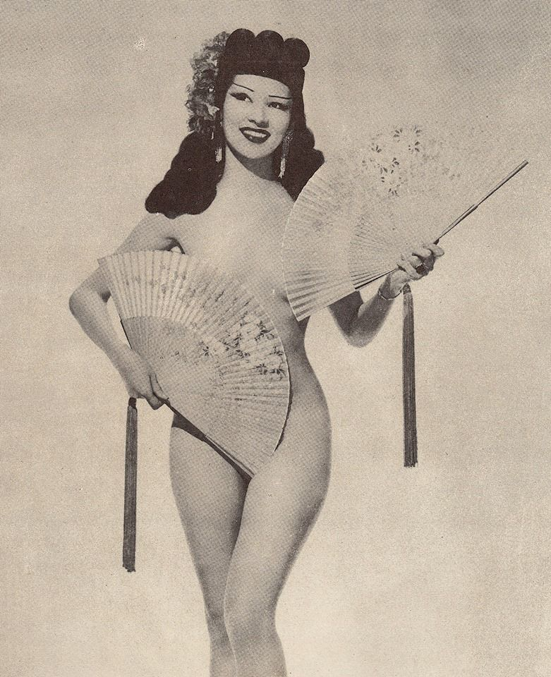 Darian recommend best of burlesque performers vintage