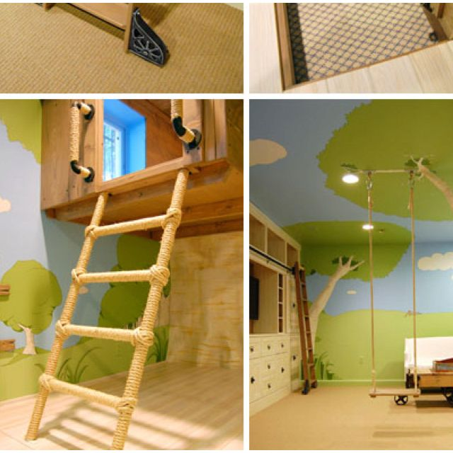 Super cool Playroom idea House Pinterest Playrooms, Room and