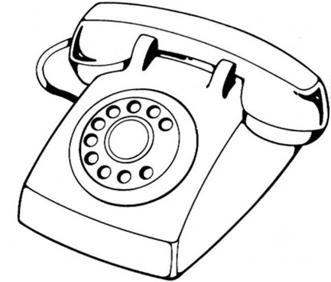 dibujos telefonos  Buscar con Google  IDEAS ESCAPARATISMO