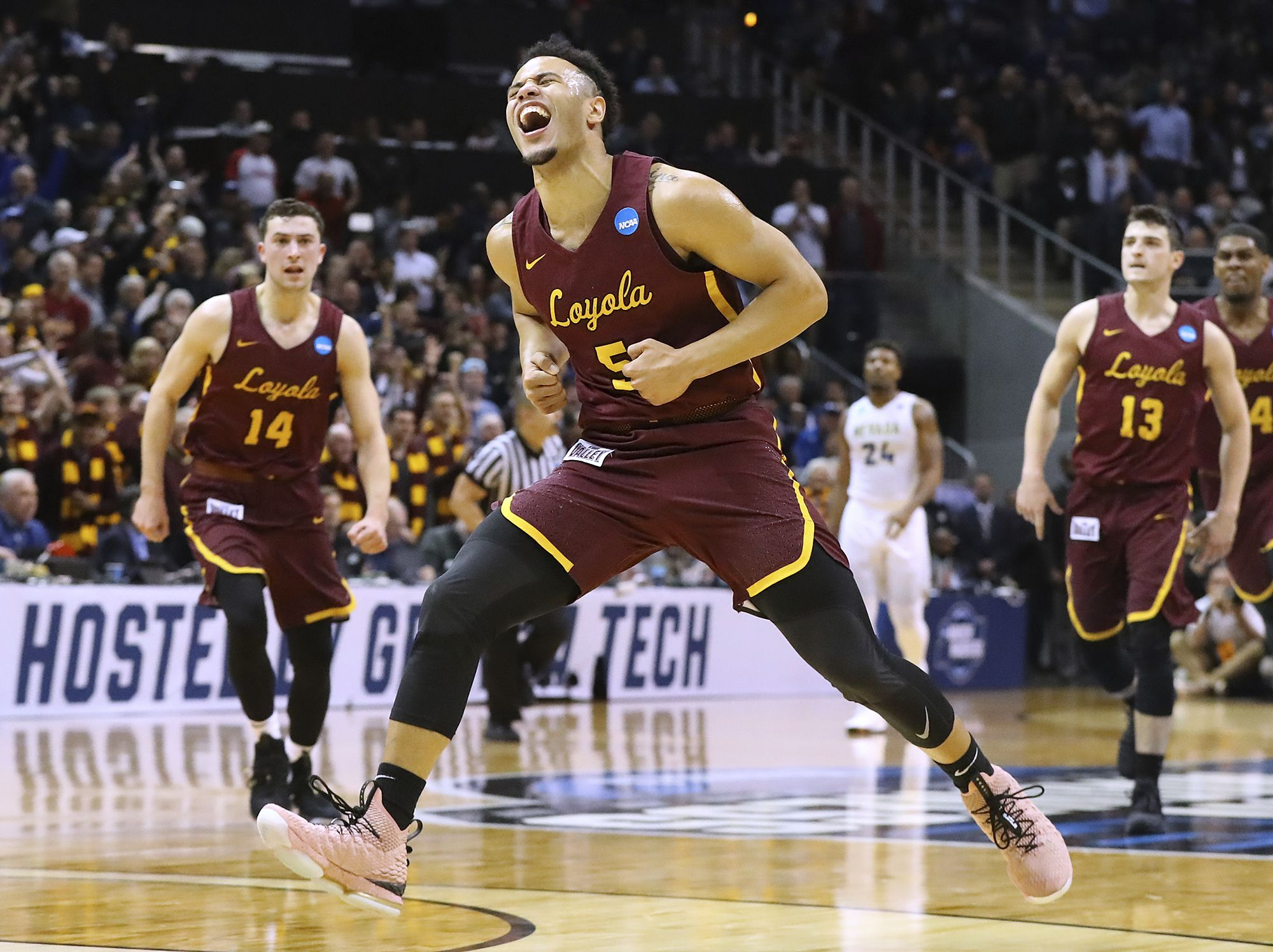 Who's the ultimate NCAA bracket buster? It could be you