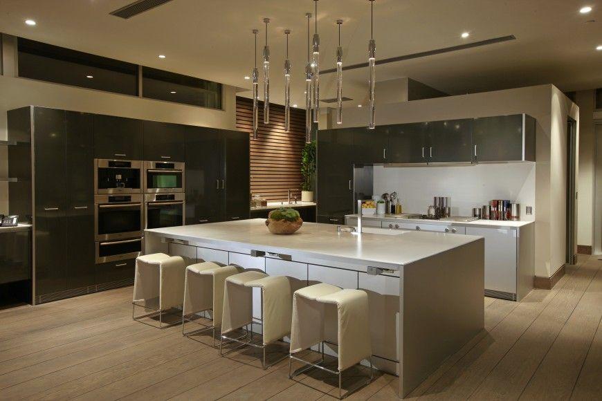 101 Custom Kitchen Design Ideas Pictures Modern Kitchen Island Design Modern Kitchen Design Kitchen Island Design