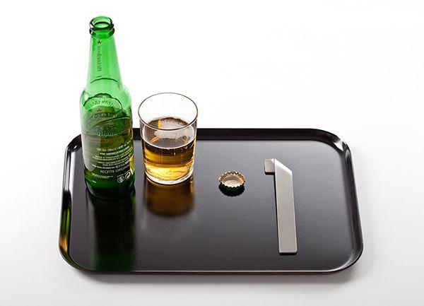 RUBAN Bottle opener for CONTETXE http://contexte-design.com/209267/4814501/products/ruban