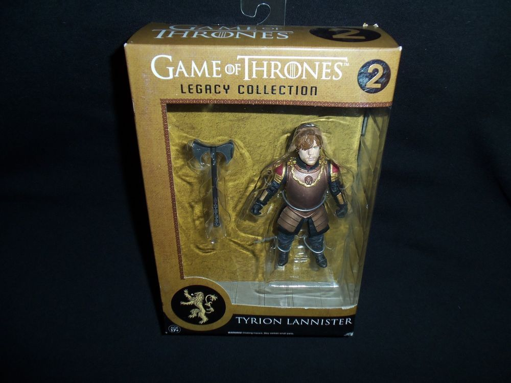 Funko Game of Thrones Tyrion Lannister Action Figure #2 Series 1 Legacy