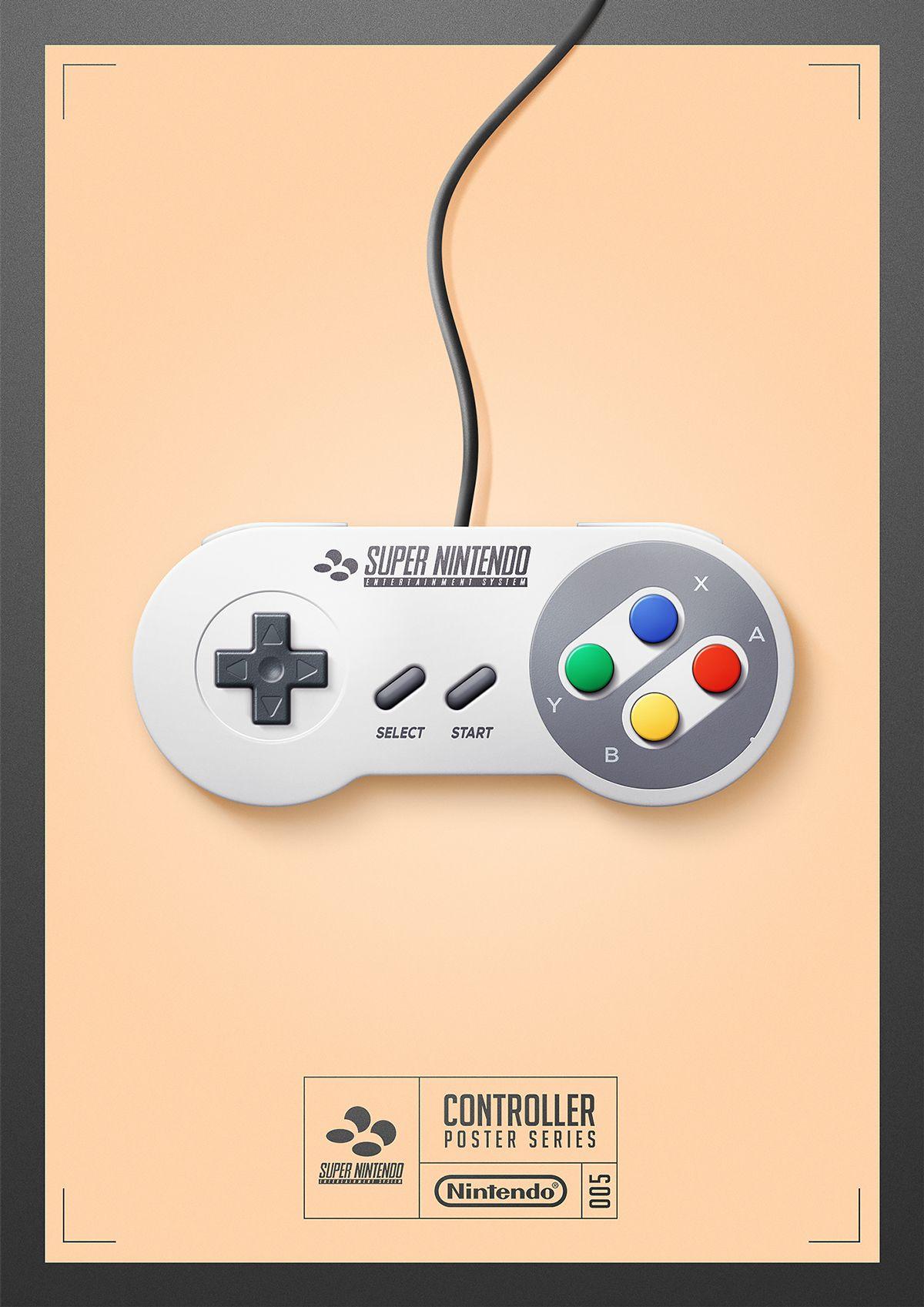 Nintendo Cafe : SNES Controller | les conseule | Wii games, Retro