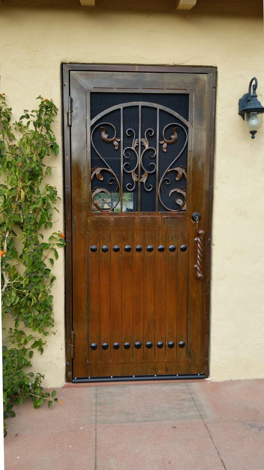 Chavez Wrought Iron Tucson Az Chavezwroughtiron Com Wrought Iron Doors Wrought Iron Wrought