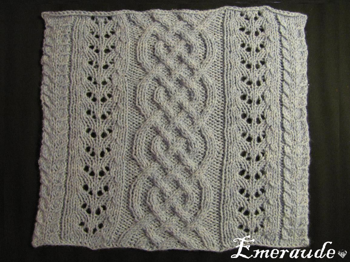 tricoter 1 plaid