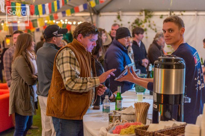 Culinary Tent | 2014 Telluride MountainFilm on Tour at WaterColor