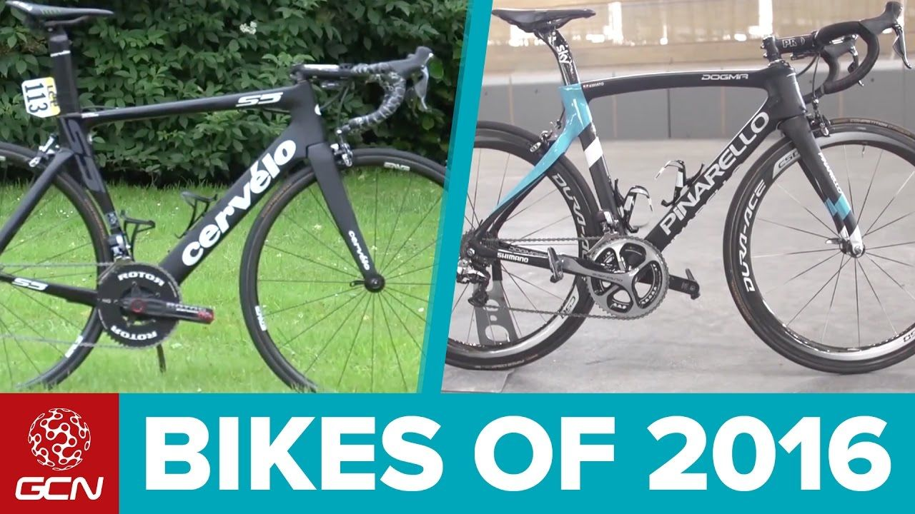 Top 10 Most Successful Road Bikes Of 2016 Gcn S World Tour Of