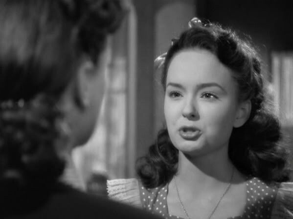 "BEST SUPPORTING ACTRESS NOMINEE: Ann Blyth for ""Mildred Pierce"". 