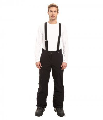 Spyder - Dare Athletic Fit Pant (Black 1) Men's Outerwear