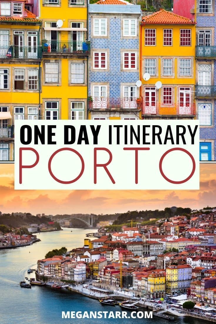 The Ultimate One Day in Porto Itinerary | Porto Portugal #travel #porto #portugal #douro #portwine #dourovalley | Porto Trips | Visit Porto | Places to Visit in Portugal | Portugal Tips | Porto Travel Guide | What to do in Porto | 1 day Porto | Portugal Vacation | Portugal photography | Travel to Porto | Things to do in Porto