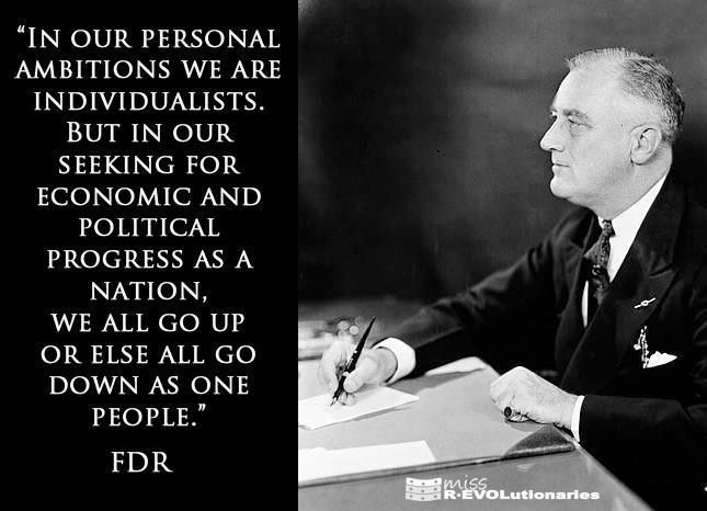 Franklin D Roosevelt Quotes Endearing Fdr Quote  Quotes And Stuff  Pinterest  Fdr Quotes
