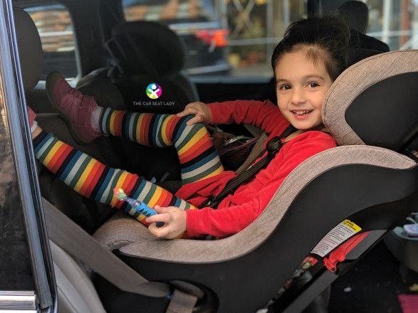 Maximum Height For Rear Facing Car Seat