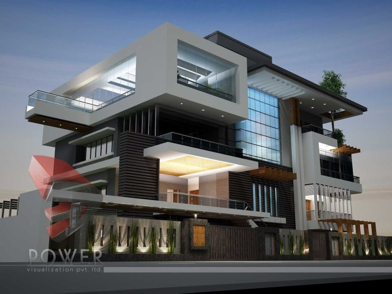 indian modern house - Google Search | Nhà cửa | Pinterest | Modern ...