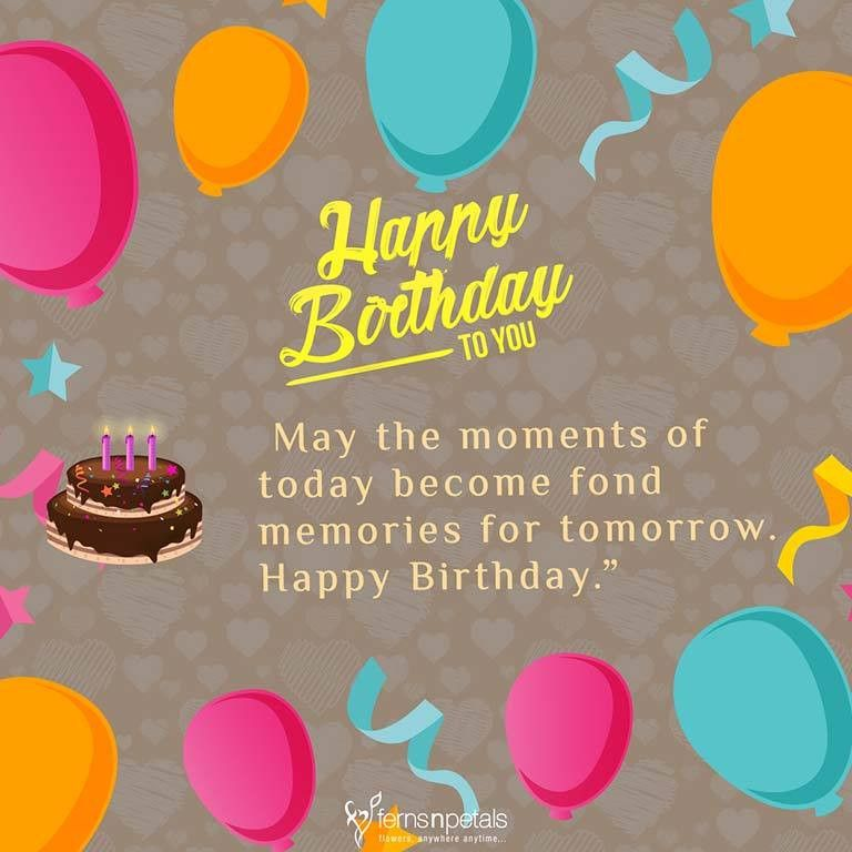 Birthday 20 Of The Best Ideas For Happy Birthday Quotes For Her